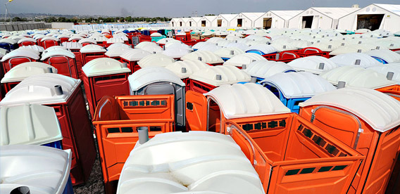 Champion Portable Toilets in Perry,  GA